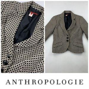 Tapemeasure Anthropologie Blazer